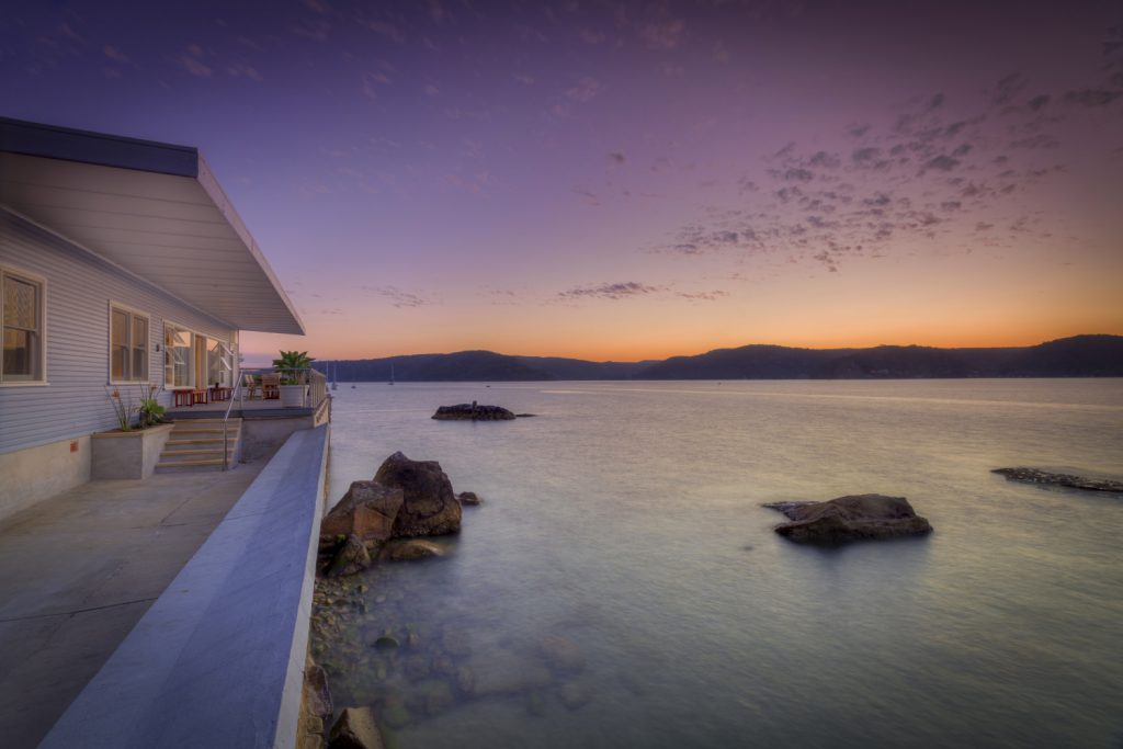 Barrenjoey Beach House, Palm Beach
