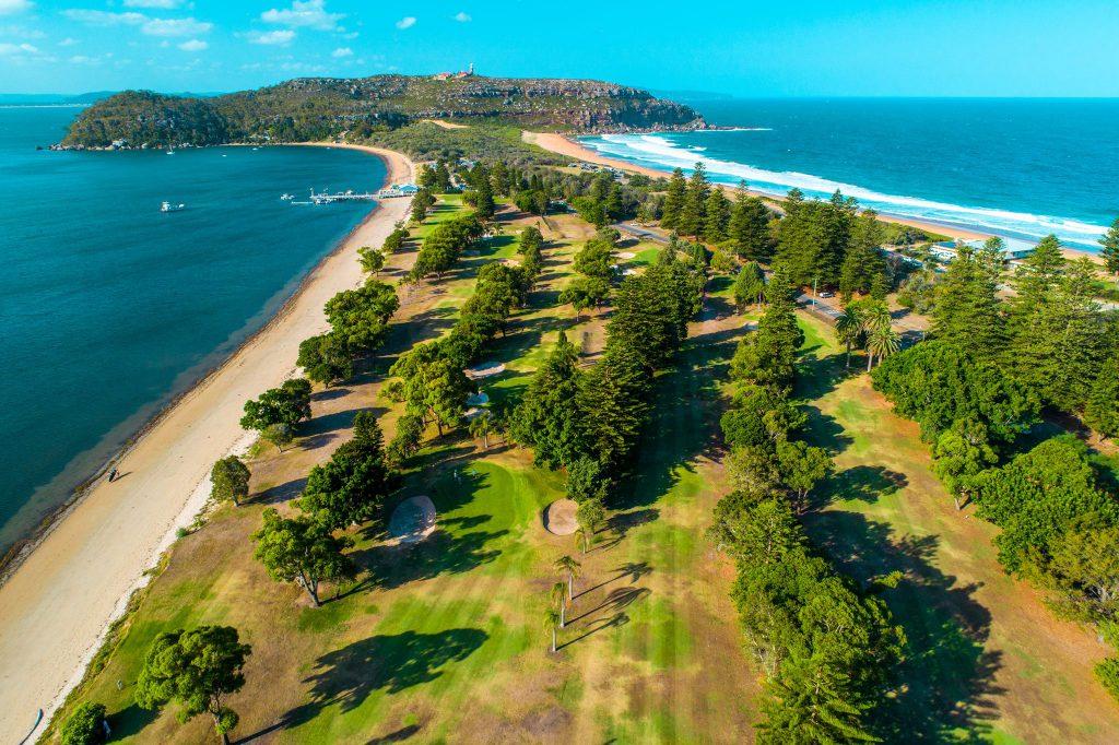 Palm Beach Golf Course