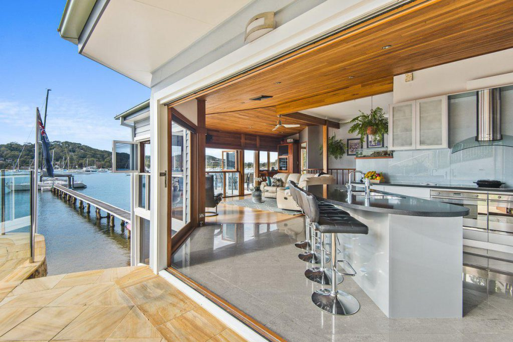 Yachtsmans Paradise Holiday Home, Avalon