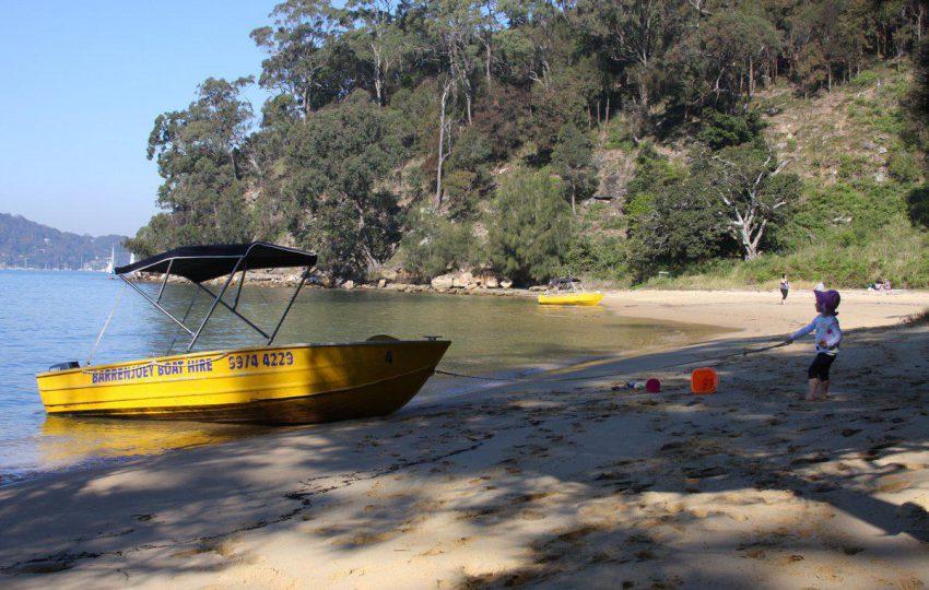 3 Reasons to visit Great Mackeral Beach